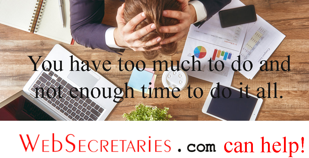 The place to go for all of your secretarial needs.